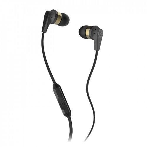 Skullcandy Ink'd 2.0 Earbud Headphones w/ Remote Gold (S2IKDY-144)
