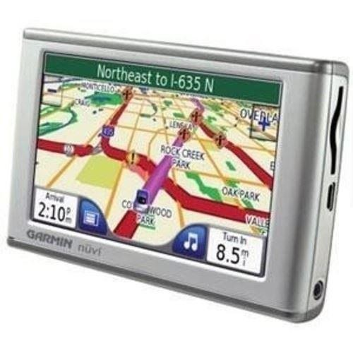 Garmin nuvi 660 Widescreen Travel Assistant with FM Transmitter and Bluetooth Technology