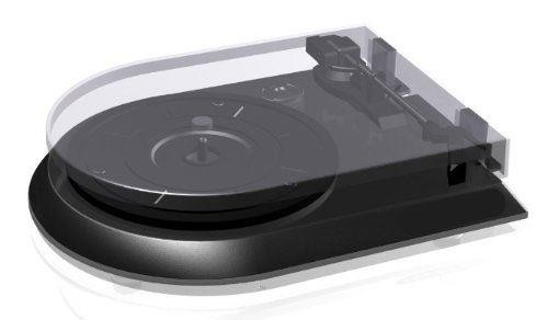 Metro Quick Play USB LP Turntable Vinyl to MP3