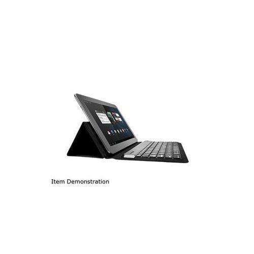 Kensington KeyFolio Expert Android Windows Wireless Bluetooth Keyboard and Folio Case - Black
