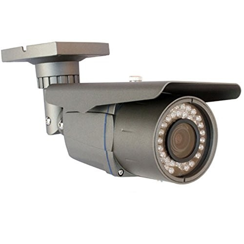 GW Security Inc GW-30WD-VD 1/3-Inch Exview HAD CCD II Surveillance Security