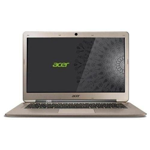 "Acer Champagne 13.3"" Aspire S3-391-6448 Ultrabook Laptop PC with Intel Core"