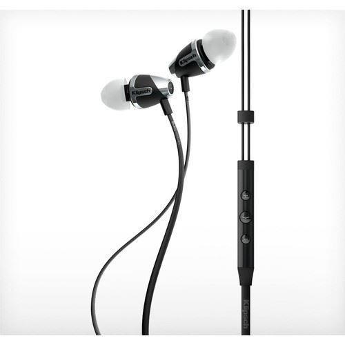 Klipsch Image S4i-II Black In-Ear Headphones [Black/Chrome, Standard Packaging]