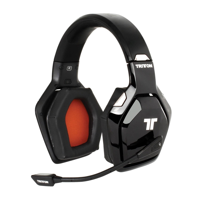 Tritton Warhead 7.1 Dolby Wireless Surround Headset - Xbox 360
