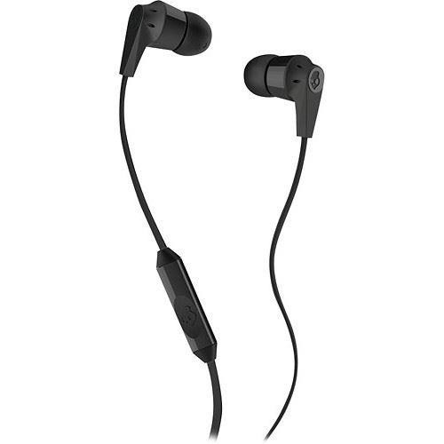 Skullcandy Ink'd 2 Earbuds with Mic - Black