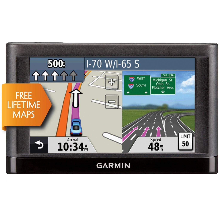 Garmin nuvi 42LM 4.3-Inch Portable Vehicle GPS with Lifetime Maps (US)