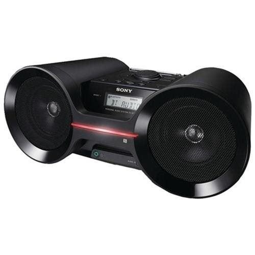 Sony ZS-BTY50 Portable Nfc Bluetooth Wireless Boombox Speaker With Radio