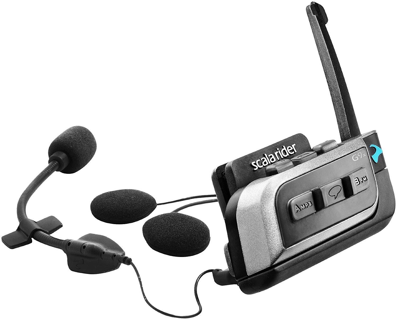 Cardo Systems Inc G9X (Single) Scala Rider Communication Head Set Accessories