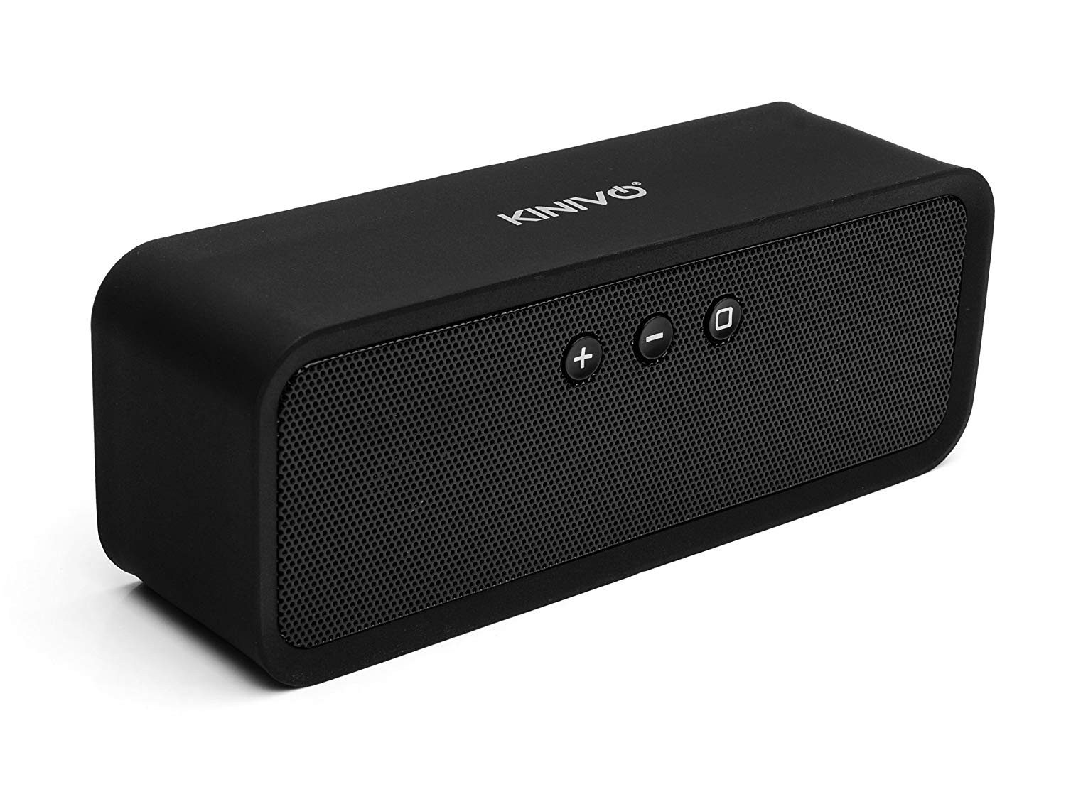 Kinivo Wireless Bluetooth Portable Speaker - Supports apt-X for Digital Audio BTX270 (Black)