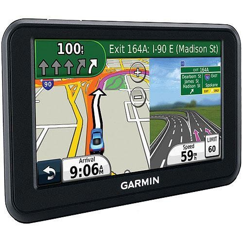 """GARMIN 010-00990-00 nuvi(R) 40 4.3"""" Travel Assistant with US & Canada Maps"""