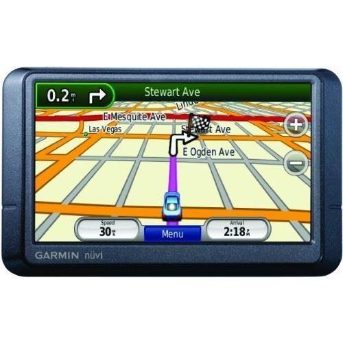 Garmin nuvi 255W/255WT 4.3-Inch Widescreen Portable GPS Navigator with Traffic