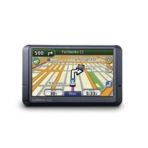 Garmin nuvi 265W 4.3-Inch Bluetooth Portable GPS Navigator