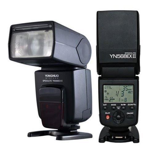 Yongnuo YN568EX ii, TTL High Speed Flash Speedlight For Canon
