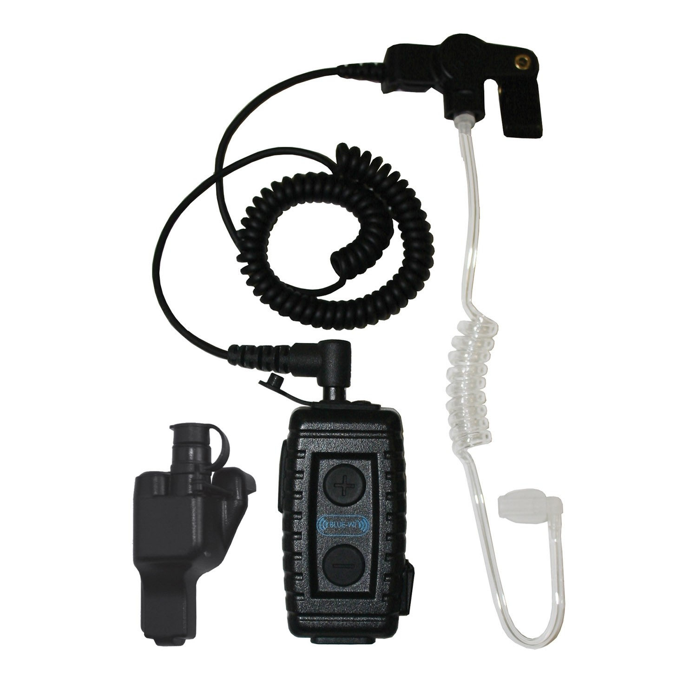 Ear Phone Connection Nighthawk Bluetooth Microphone for Motorola XTS Radios - BWNT5023