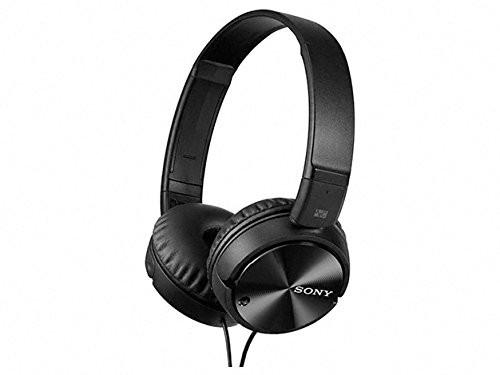 Sony Noise Canceling Headphones  - Black (MDRZX110NC)